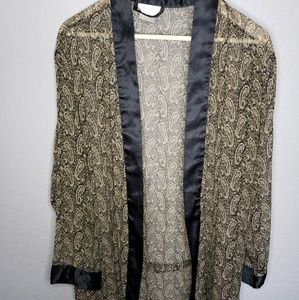 Other - Paisley robe
